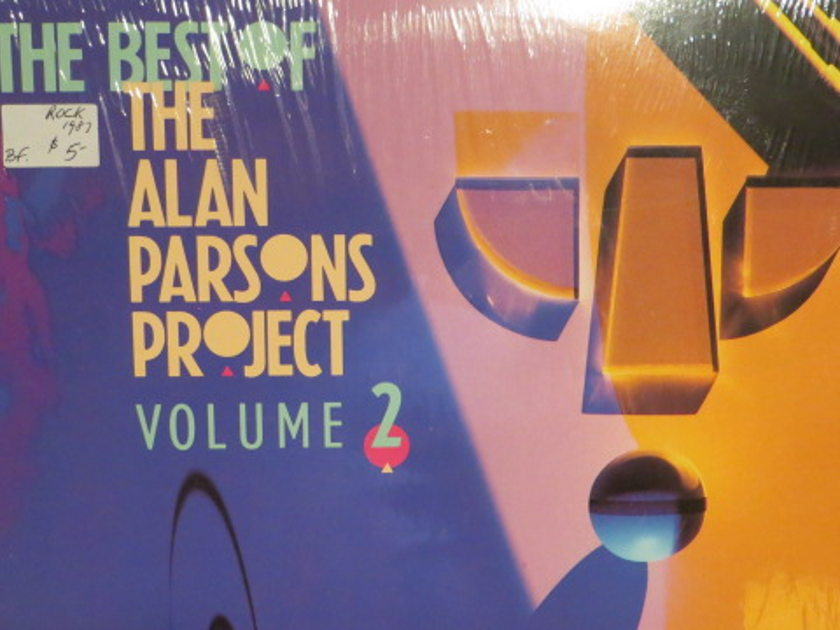 THE ALAN PARSONS PROJECT - BEST OF VOL 2