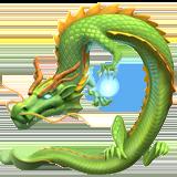 Dragon emoji