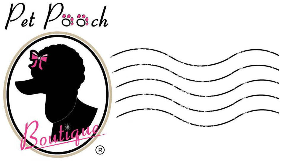 Dog collar shop logo