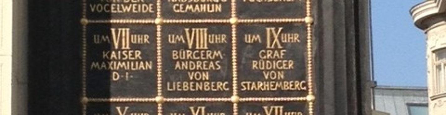 Легенды и сказания Вены