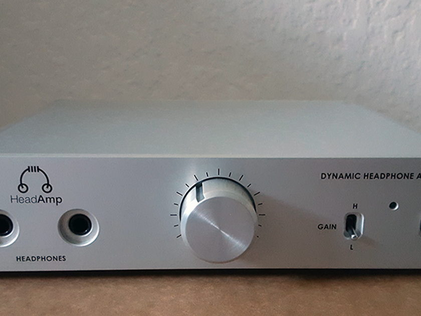 HeadAmp Audio Electronics GS-1 Headphone Amp