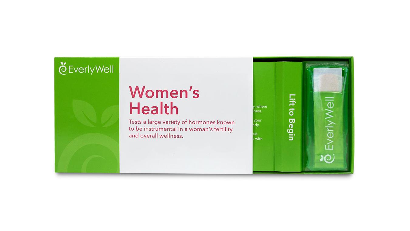 Womens health fertility test 2