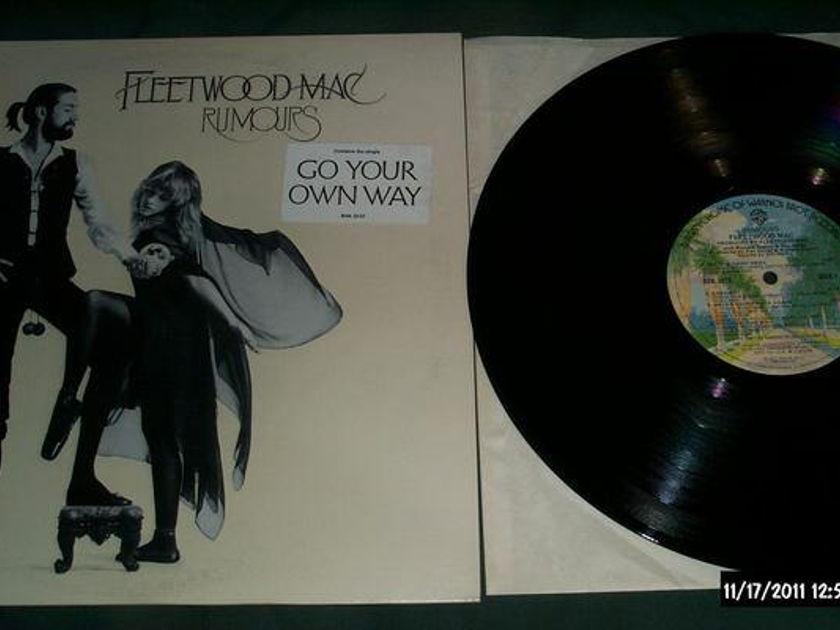 Fleetwood Mac - Rumours with lyric sheet lp nm