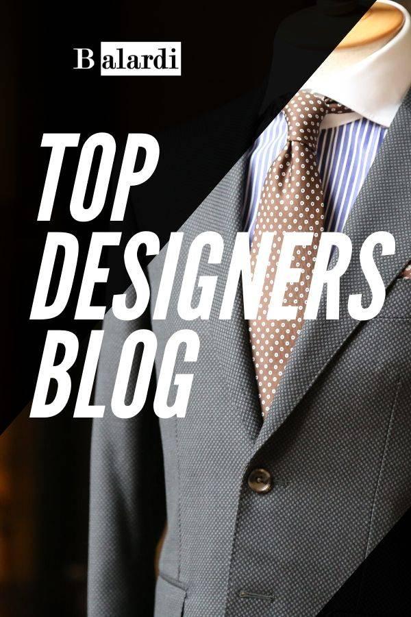 مدونة مصممي الأزياء