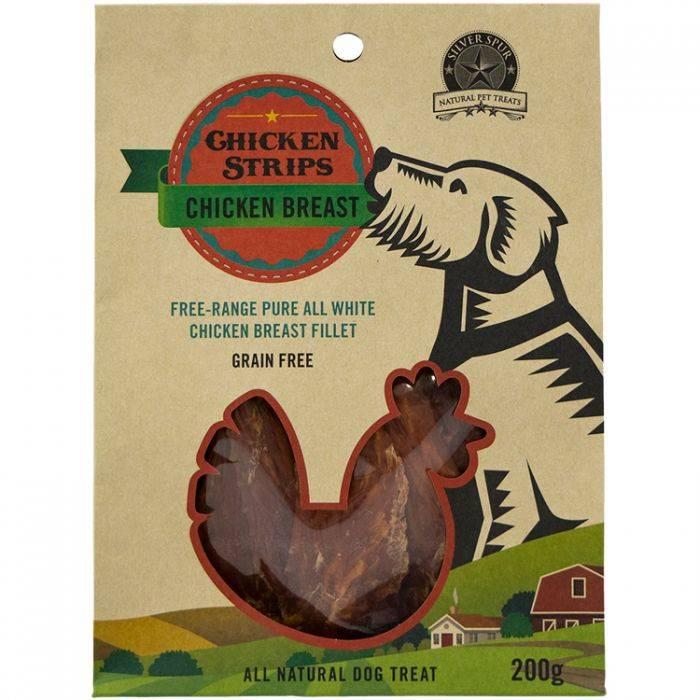 Silver Spur Chicken Treats