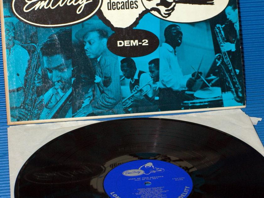 "JAZZ OF TWO DECADES - - ""Dem-2"" - Emarcy 1956 Mono"