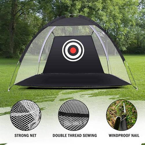 golf target net