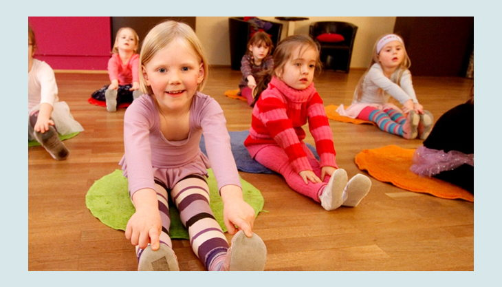 bg der tanzsalon tanzschule dehnübung