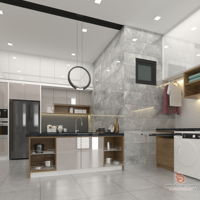 v-form-interior-contemporary-modern-malaysia-selangor-dry-kitchen-wet-kitchen-3d-drawing