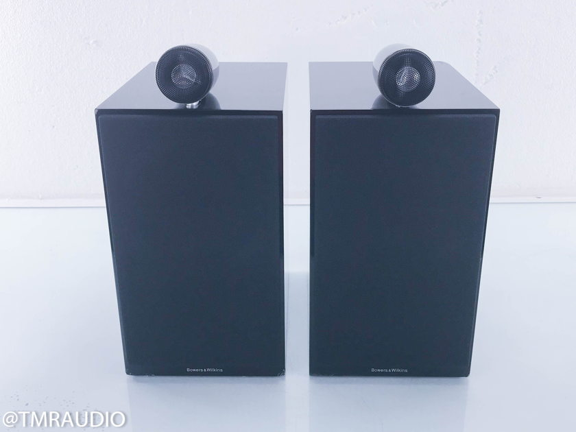 b w cm6 s2 bookshelf speakers black pair damaged 11447 monitors audiogon. Black Bedroom Furniture Sets. Home Design Ideas