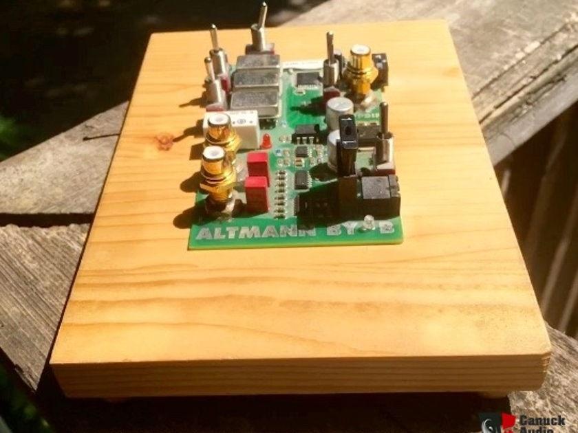 Altmann Micro Machines Attraction DAC   – Price REDUCED