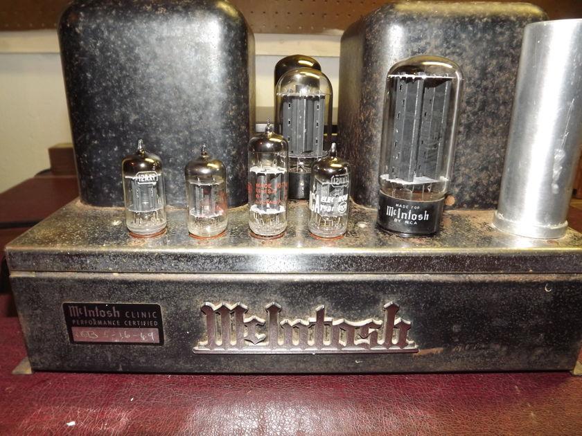 Vintage Mcintosh MC-30 Monoblock