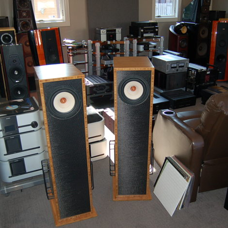 Vaughn Loudspeakers Barbera