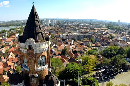 Walking tour in Zemun