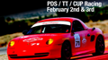 POC @ Willow Springs February 2-3, 2019....