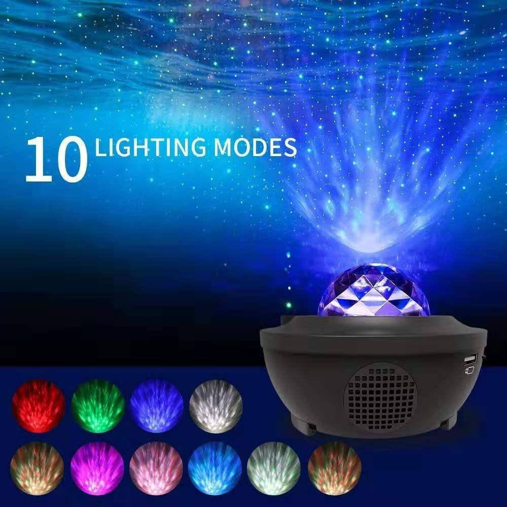 star night light projector, starry night projector