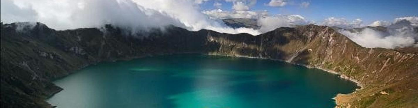 Эквадор: Вулкан Котопакси и озеро Килотоа