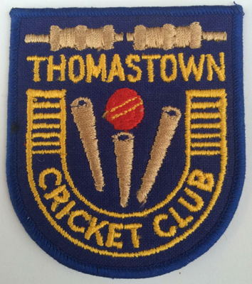 Thomastown Cricket Club Logo