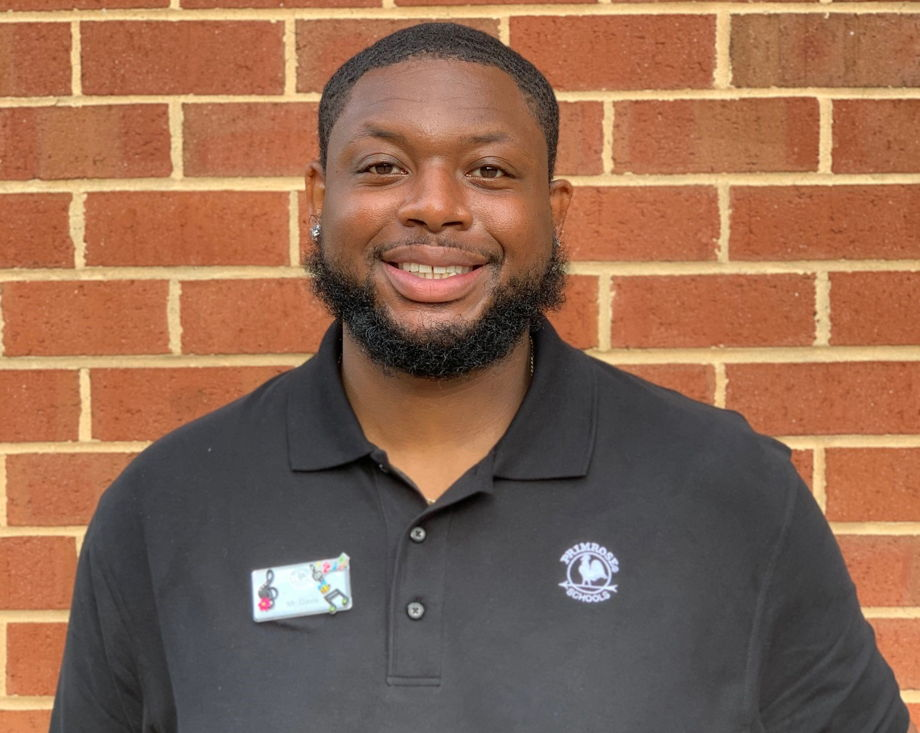Mr. Davis , Pre-K Teacher
