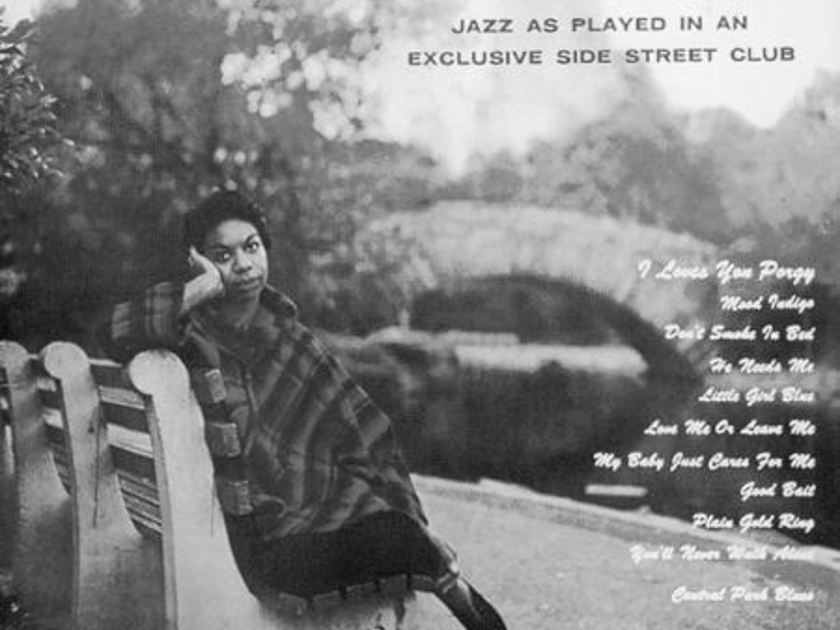 Nina Simone - Jazz As Played In An Exclusive Side Street Club Mono