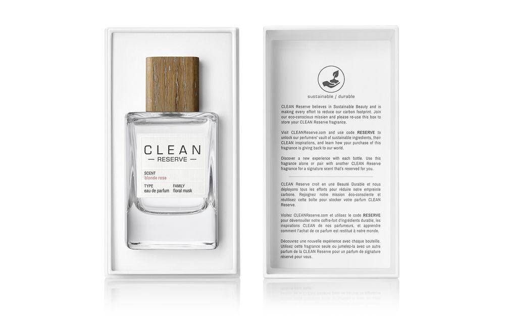 CLEAN Reserve Fragrances | Dieline