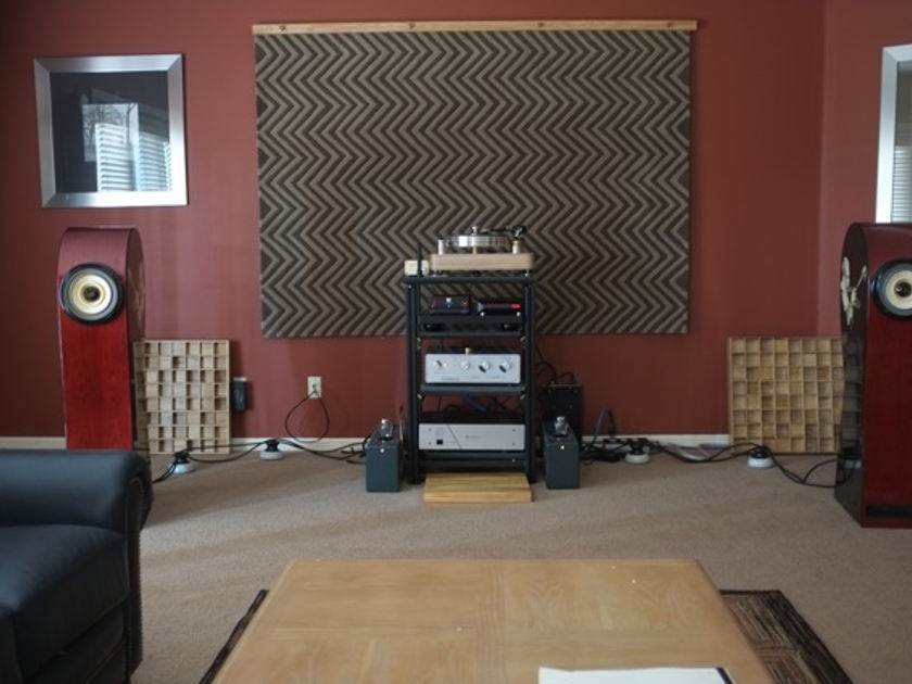 Teresonic Integrum Speakers w/Lowther PM6C With Original Boxes