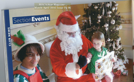Annual Meeting/Holiday Party MBCA NYC-Long Island