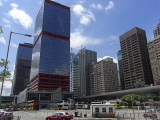 Hong Kong - Commercial Real Estate Investment