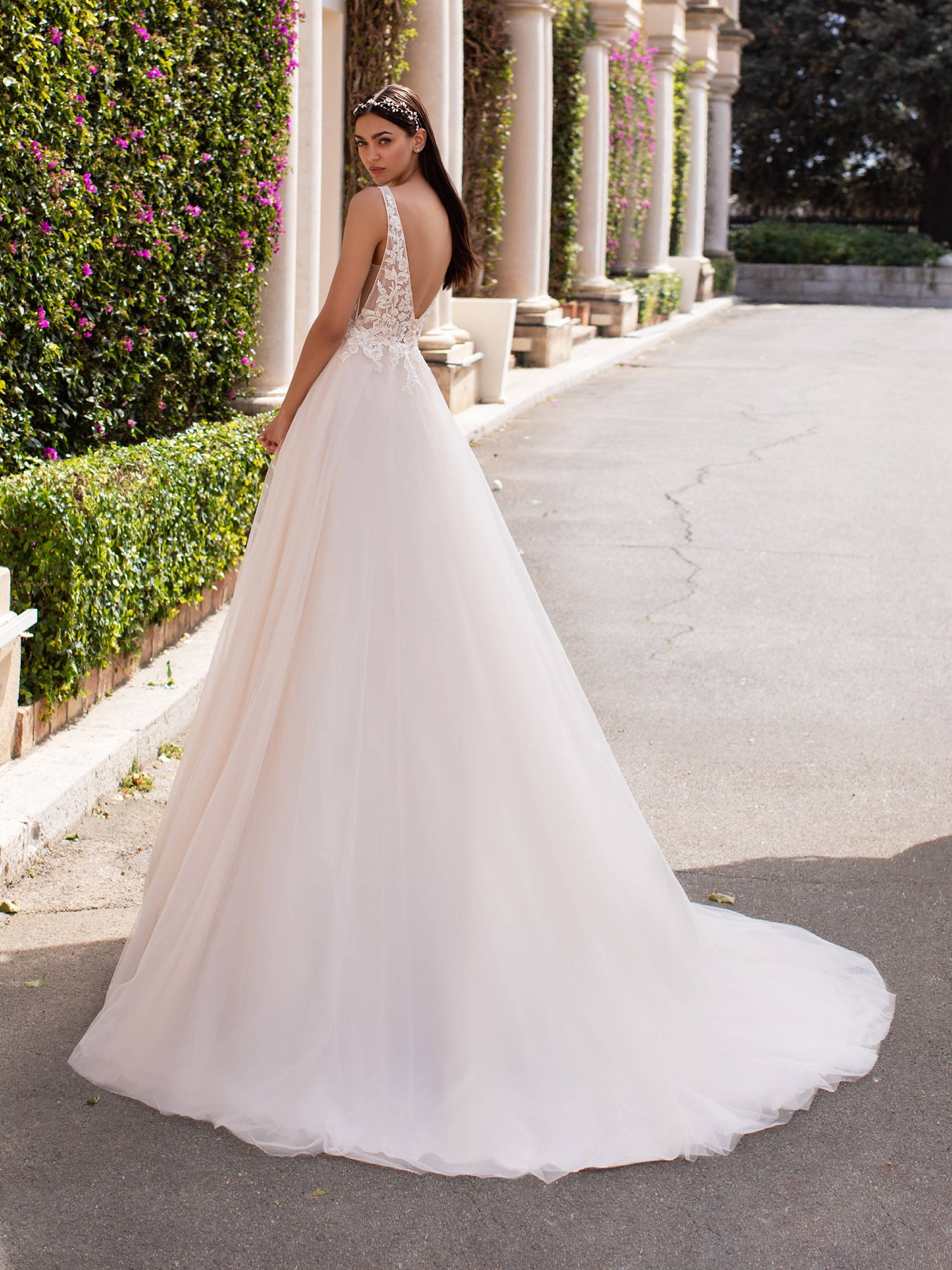 PRONOVIAS kerberos DRESS