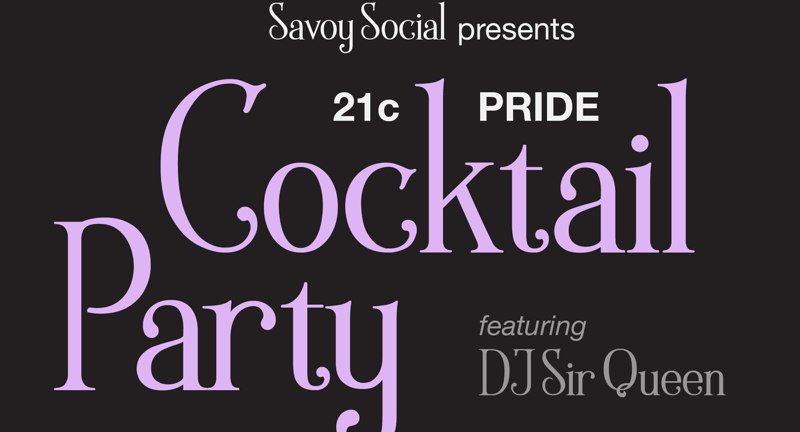 Pride Cocktail Party
