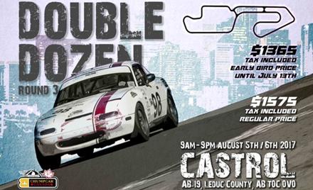 Oil Town's Double Dozen at Castrol Raceway