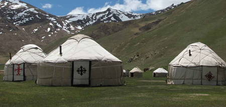 Kyrgyzstan Mountain Adventure(10 days, 4* hotel)