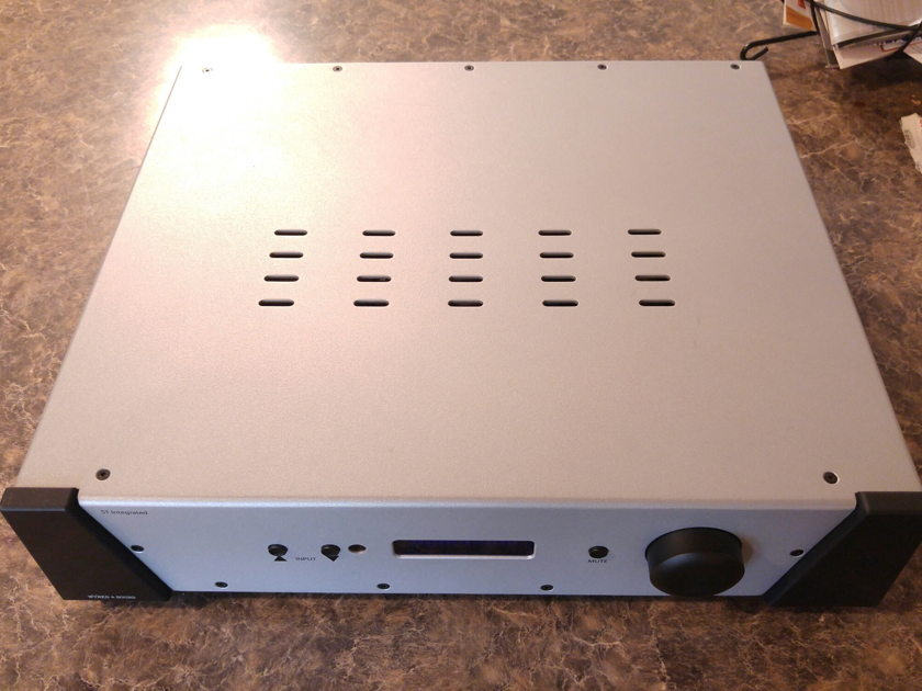 Wyred 4 Sound STI-500 Integrated Amp
