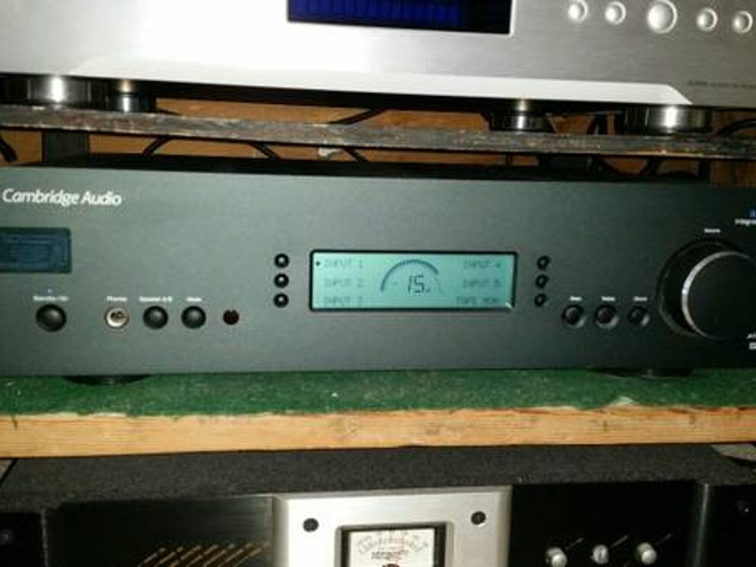 Cambridge Audio Azur 740a integrated