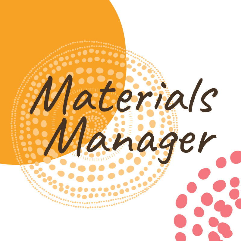 materials manager