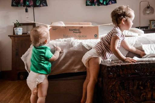 The best eco friendly nappies in Australia see why parents love Cuddlies bamboo nappies and water wet wipes with 5 star reviews