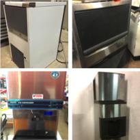 Used Ice machines