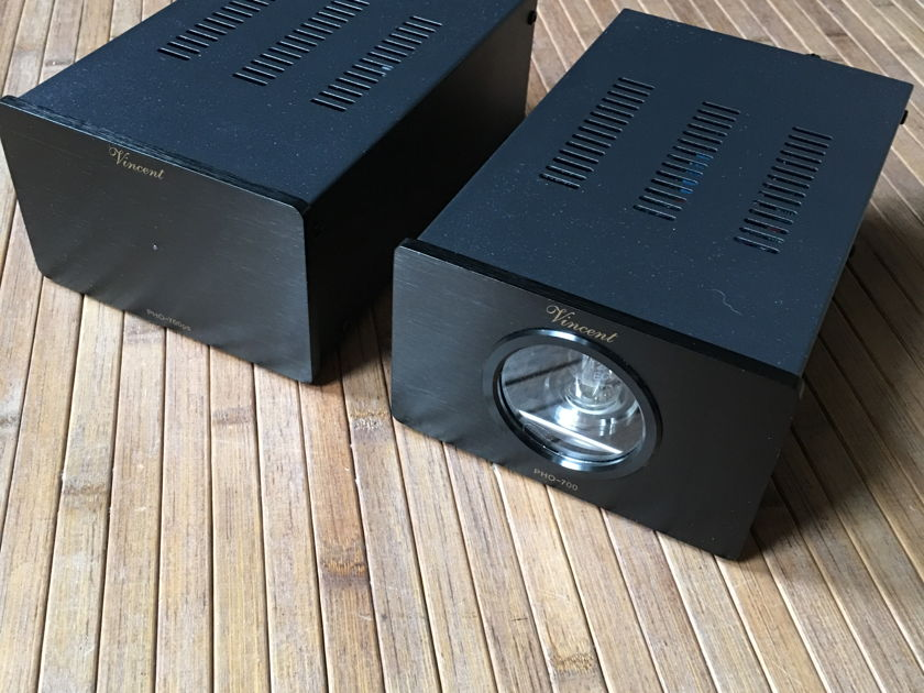 Vincent PHO-700 MM/MC Phono Preamp