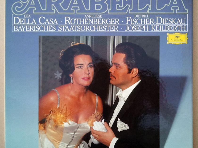 DG/Joseph Keilberth/Strauss - Arabella / 3-LP Box Set / NM
