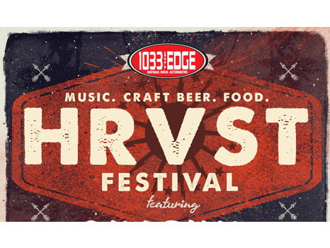 103.3 Harvest Fest VIP Tickets