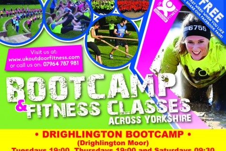 Drighlington Bootcamp (Tuesdays)'s Image