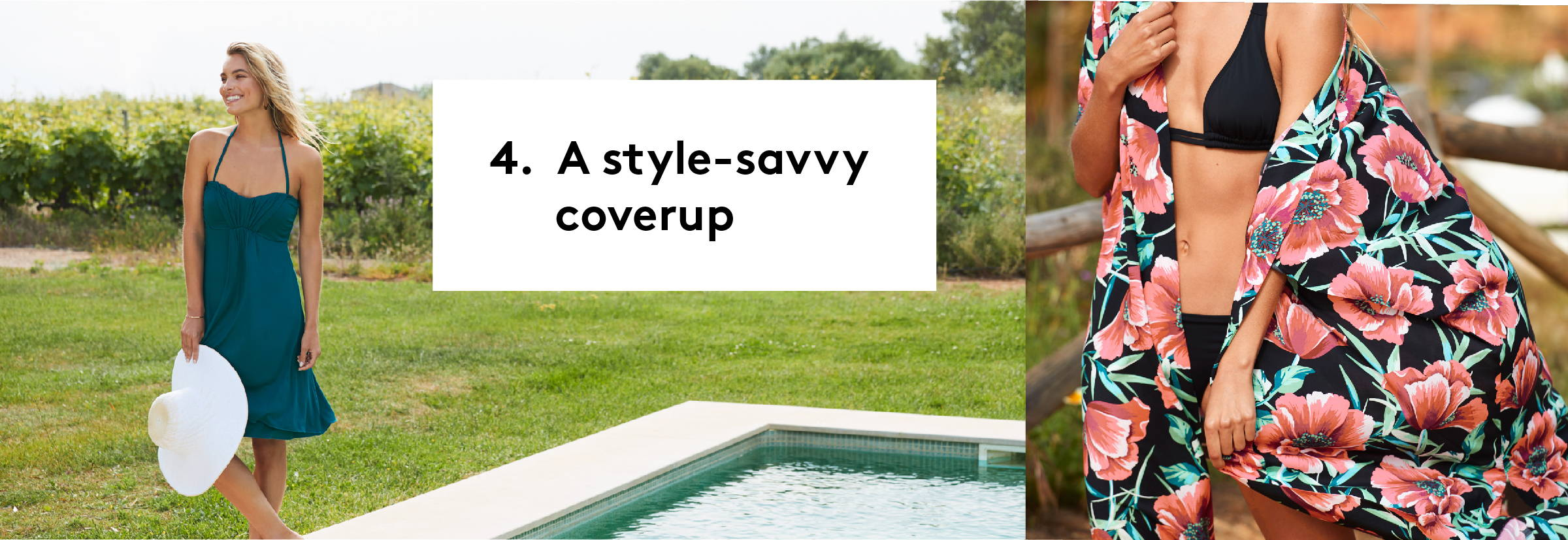 Get a STYLE-SAVVY COVERUP from SKYE!
