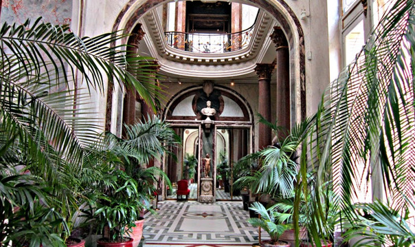 Музей Жакмар Андре или В гости к художнице по имени Нелли.