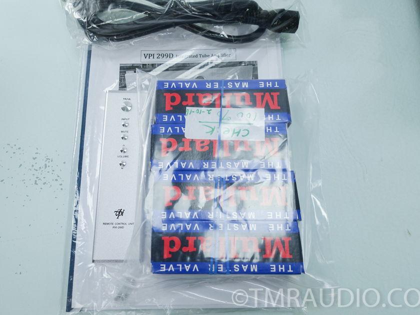 VPI  299D Tube Integrated Amplifier (9160)