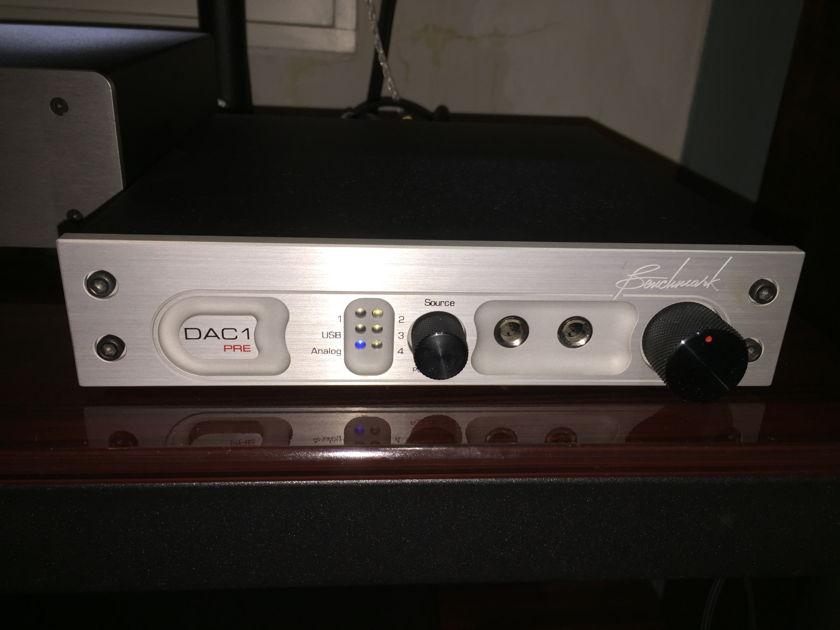 Benchmark Media Systems DAC 1 Pre