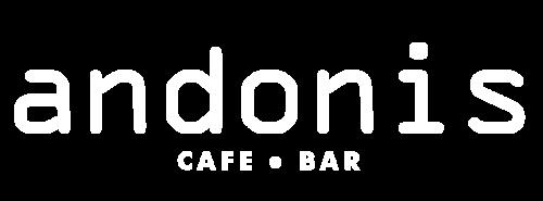 Logo - Andonis Cafe & Bar - Yerongpilly