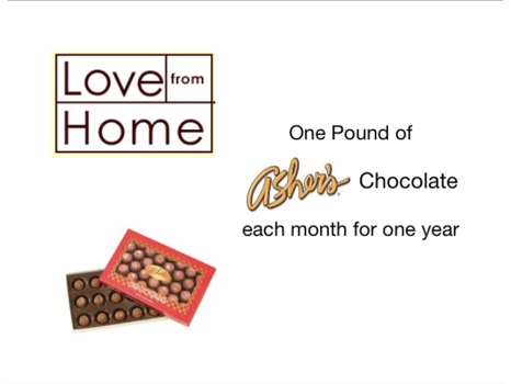Chocolate for a Year