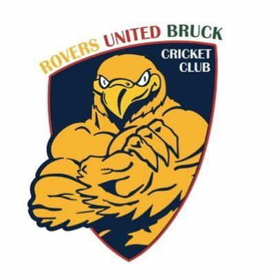 Rovers United Bruck CC Logo