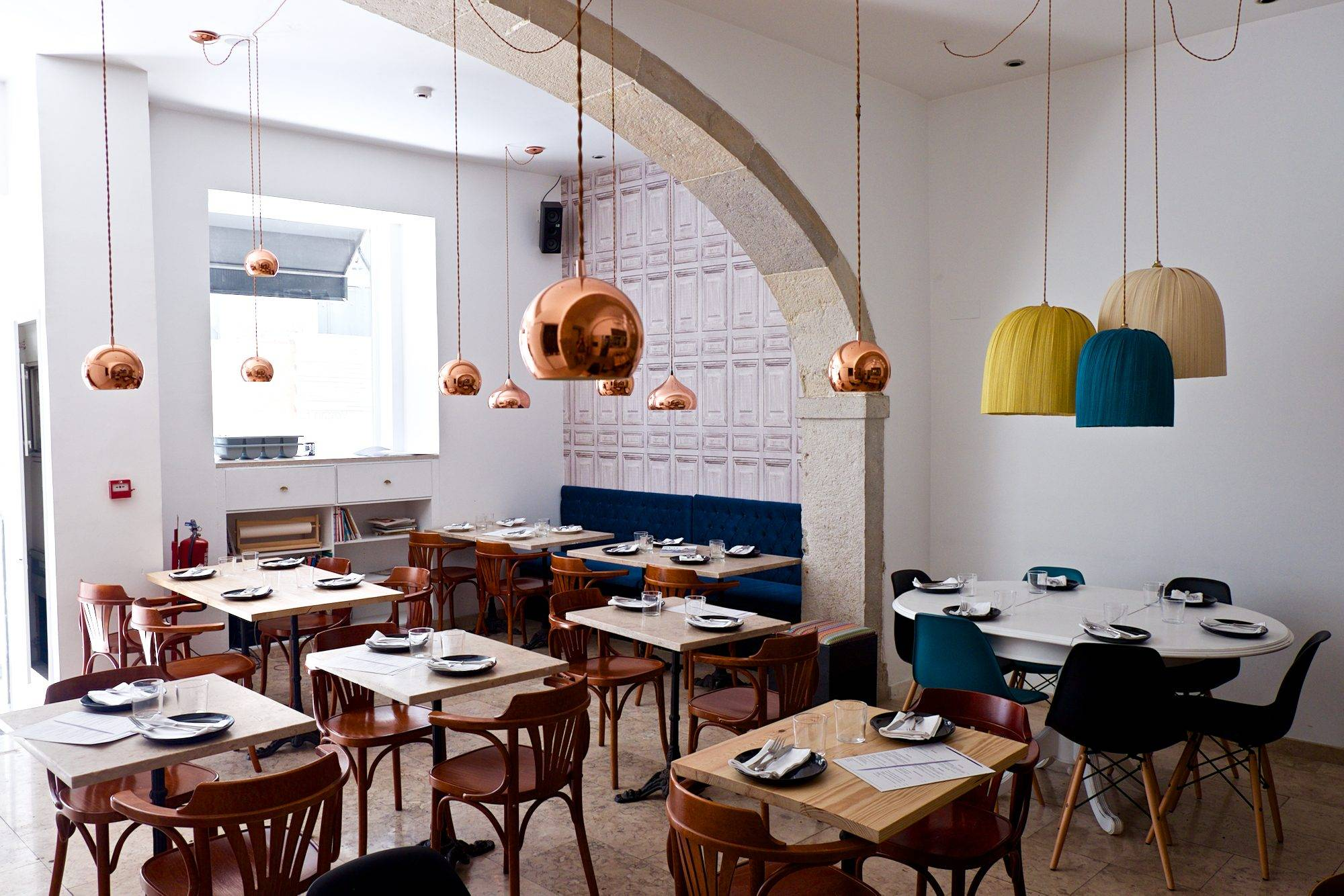 Our team picks Ao 26 Vegan Food Project to try vegan versions of traditional food in Lisbon.
