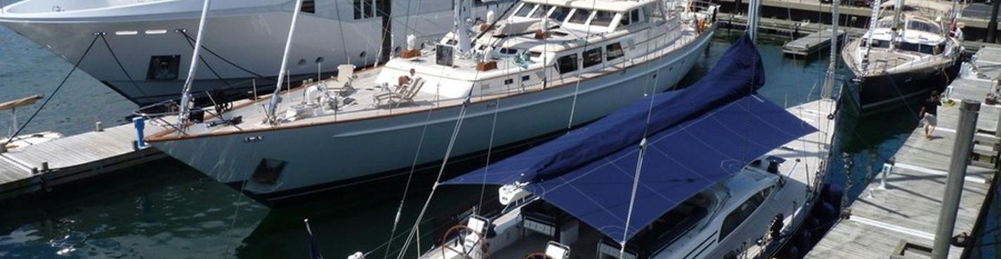 Туры на яхте по Тихому океану
